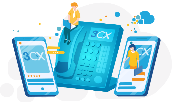 Telephonie 3CX
